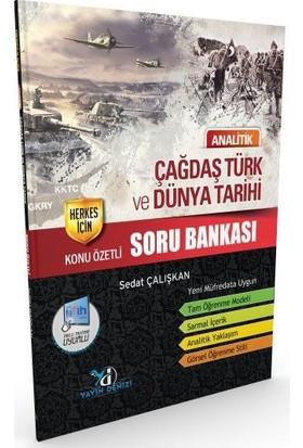 Yayın Denizi Herkes İçin Analitik Çağdaş Türk Ve Dünya Tarihi Konu Özetli Soru Bankası