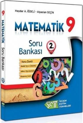 Seçkin Eğitim Teknikleri 9. Sınıf Matematik Soru Bankası 2. Kitap