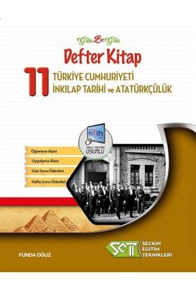 Seçkin Eğitim Teknikleri 11. Sınıf T.C. İnkilap Tarihi Ve Atatürkçülük Gün Be Gün Defter Kitap