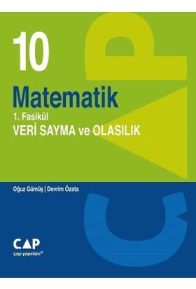 Çap Yayınları 10. Sınıf Matematik 1. Fasikül Veri Sayma Ve Olasılık