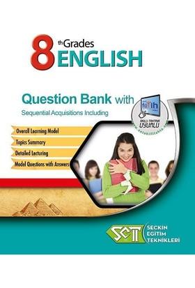 Seçkin Eğitim Teknikleri 8. Sınıf İngilizce Question Bank With Kazanım Sıralı Soru Bankası