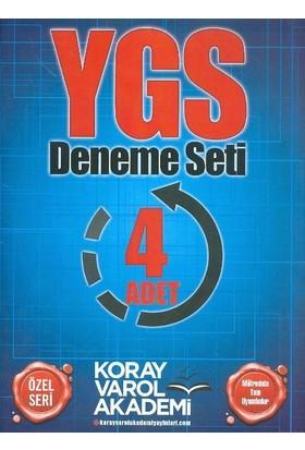 Koray Varol Ygs Deneme Seti 4 Adet