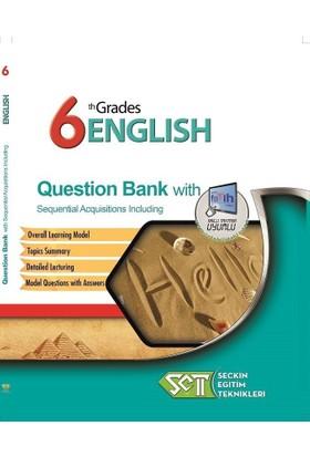 Seçkin Eğitim Teknikleri 6. Sınıf İngilizce Question Bank With Kazanım Sıralı Soru Bankası