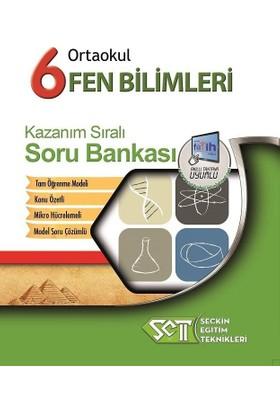 Seçkin Eğitim Teknikleri 6. Sınıf Fen Bilimleri Kazanım Sıralı Soru Bankası