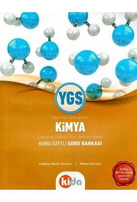 Kida Ygs Kimya Konu Özetli Soru Bankası