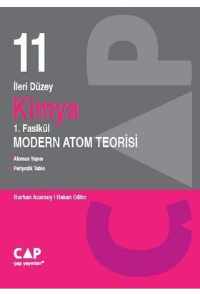 Çap Yayınları 11. Sınıf Kimya 1. Fasikül Modern Atom Teorisi