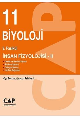 Çap Yayınları 11. Sınıf 3. Fasikül İnsan Fizyolojisi 2