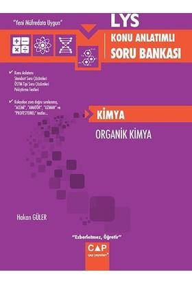 Çap Yayınları Lys Organik Kimya Konu Anlatımlı Soru Bankası