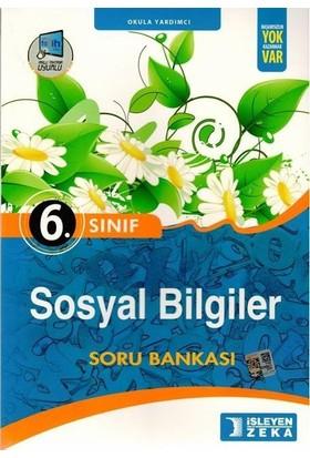 İşleyen Zeka 6.Sınıf Sosyal Bilgiler Soru Bankası