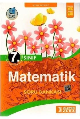 İşleyen Zeka 7. Sınıf Matematik Soru Bankası