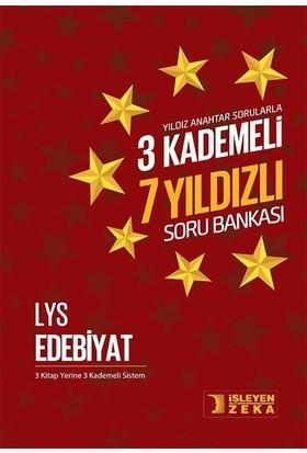 İşleyen Zeka Yayınları Lys Edebiyat 3 Kademeli 7 Yıldızlı Soru Bankası