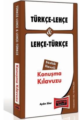 Yargı Yayınları Türkçe - Lehçe Ve Lehçe - Türkçe Konuşma Kılavuzu Sözlük İlaveli