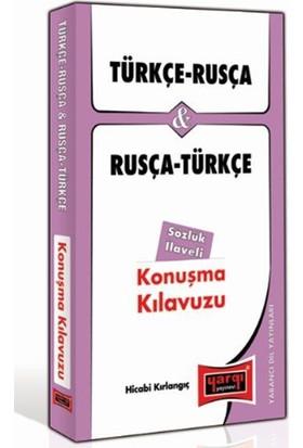 Yargı Yayınları Rusça Türkçe Konuşma Kılavuzuyargı Yayınları Rusça Türkçe Konuşma Kılavuzu