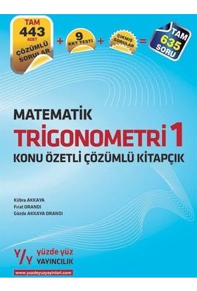 Yüzde Yüz Yayınları Trigonometri 1