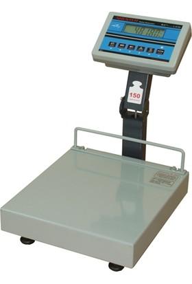 Arester Sc+Lcd 35X40 150 Kg Katlanır Boyunlu Tartım Baskülü