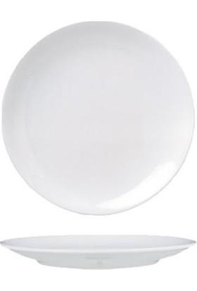 Güral Porselen Ent. Otel 25 Cm Düz Tabak 12 Adet