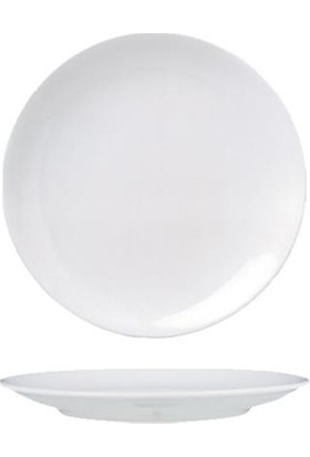 Güral Porselen Ent. Otel 28 Cm Düz Tabak 6 Adet