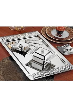 İslamoğlu Petek Çay Seti 28 Parça