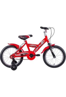 """Tunca 16"""" Kırmızı Caprini Çocuk Bisikleti"""