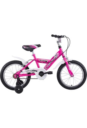 "Tunca 16"" Pembe Caprini Çocuk Bisikleti"
