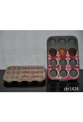 Cooker Granit 12 Li Kek Kalıbı Ckr1424