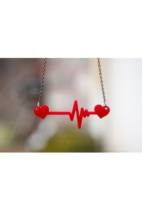Noramore Heartbeat Kolye