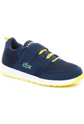 Lacoste L.Ight 117 1 Çocuk Lacivert Sneakers Ayakkabı 733Spc1004.Nv1