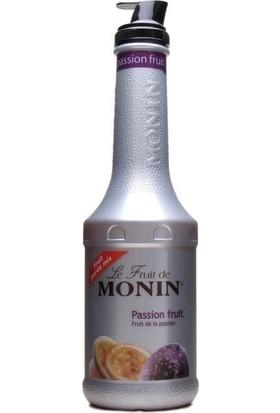 Monin Le Fruit de Monin Passion Fruit - Çarkıfelek Meyve Püresi 1 LT