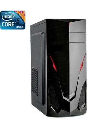 Ates99 MS0010 Intel Core i5 650 8GB 320GB Freedos Masaüstü Bilgisayar