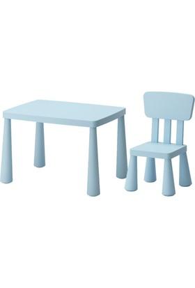 Weblonya Masa Sandalye Seti Çocuk Masası Sandalyesi