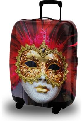 Mybag Akıllı Valiz Kılıfı Maske