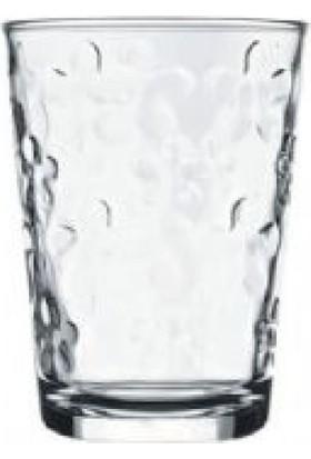 Paşabahçe 52944 Çiçekli Su Bardağı 6'Lı 250Cc