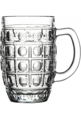 Paşabahçe 55279 Kulplu Bira Bardağı Rotaflex Pub 2 Li