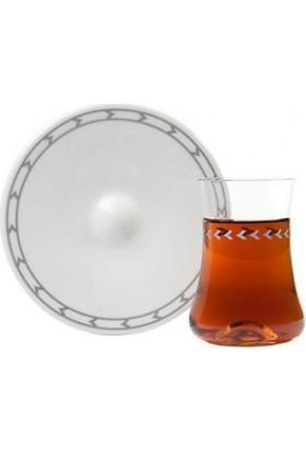 Koleksiyon Dervısh Gezgin Babylon Çay Seti 6 Lı