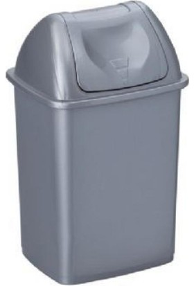 Şenyayla İtme Kapaklı Çöp Kovası 1 No
