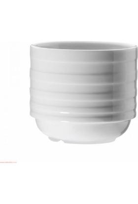 Kütahya Porselen Şato Serisi Stik Şekerlik