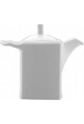 Kütahya Porselen Safir Serisi Çay Kahve Demlik Büyük Boy