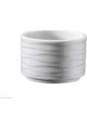 Kütahya Porselen Sea Wawe Serisi Stik Şekerlik