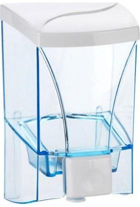 İthal Çesit Plastik Sıvı Sabunluk 500 Ml.