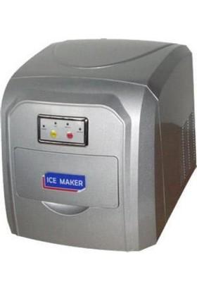 İkram Dünyası Arisco Buz Makinası 300 x 300 x 345 Cm