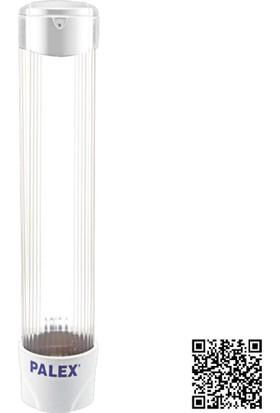 Palex S-U Plastik Bardak Dispenseri Mıknatıslı Beyaz