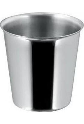 İkram Dünyası Vural Çelik Bardak Çelik 9 x 7.30 Cm.