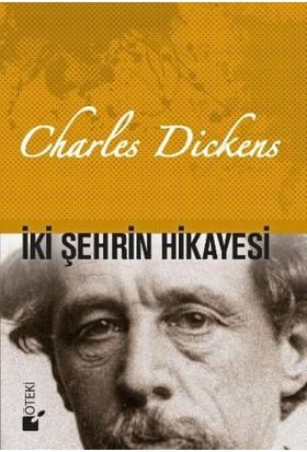 İki Şehrin Hikayesi (Ciltli) - Charles Dickens