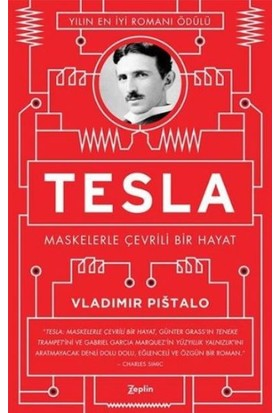 Tesla: Maskelerle Çevrili Bir Hayat - Vladimir Pistalo