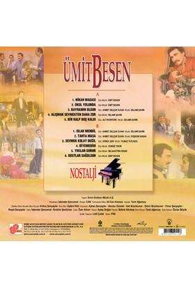 Ümit Besen - Nostalji (Plak)