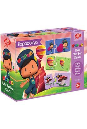 Garbiyeli Pepee Kutu Yapboz Oyunu - Kapadokya (Birlik Zamanı Sinema Filmi Özel Ürünü)