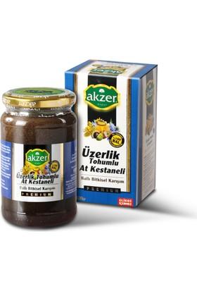Akzer Üzerlik Tohumlu At Kestaneli Macun Premium 420Gr