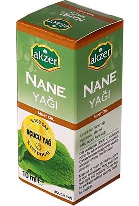 Akzer Nane Yağı 10Cc