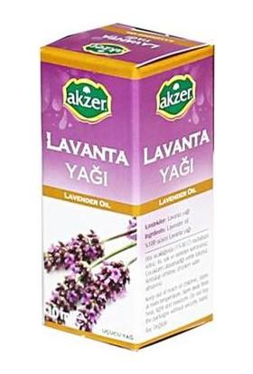 Akzer Lavanta Yağı 10 Cc