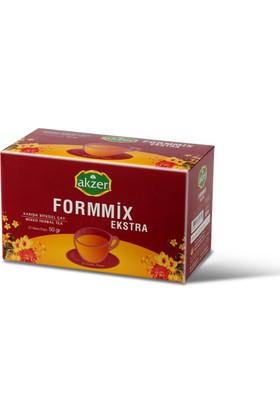 Akzer Formmix Extra 25 Li Çay